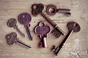 Twin Flame Union Secret Keys